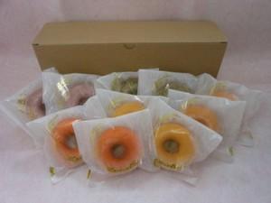 野菜の米粉焼きドーナツ(5種) 10個セット